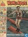 Bandes dessinées - Kong Kylie (tijdschrift) (Deens) - 1950 nummer 41
