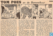 Comic Books - Bumble and Tom Puss - Tom Poes en de Bommelkuur