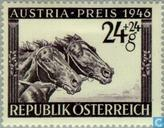 Postage Stamps - Austria [AUT] - Horse racing