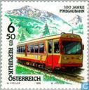 Postzegels - Oostenrijk [AUT] - 100 jaar Pinzgaubahn