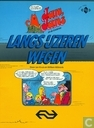 Comic Books - Jack, Jacky and the juniors - Langs ijzeren wegen