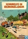 Comic Books - Spirou and Fantasio - Hommeles in Rommelgem