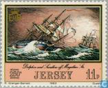 Timbres-poste - Jersey - Des gens de mer