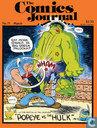 Strips - Comics Journal, The (tijdschrift) (Engels) - The Comics Journal 71