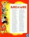 Comics - Suske und Wiske - De briesende bruid
