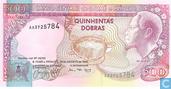 Sao Tomé en Principe 500 Dobras