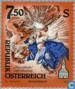 Postage Stamps - Austria [AUT] - Artworks from monasteries