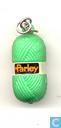 Parley breiwol [groen]