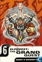 Bandes dessinées - Le Pays des elfes - The grand quest volume 6
