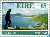 Postzegels - Ierland - An Oige