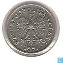 Coins - Poland - Poland 20 groszy 1991
