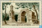 Postage Stamps - France [FRA] - St-Remy-les-Antiques