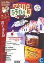 Bandes dessinées - Zone 5300 (tijdschrift) - 1994 nummer 3