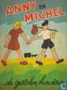 Bandes dessinées - Anny en Michel - ... de gestolen kinderen