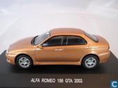 Voitures miniatures - Edison Giocattoli (EG) - Alfa Romeo 156 GTA doublure 6069337