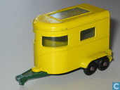 Model cars - Matchbox - Pony Trailer