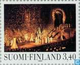Postage Stamps - Finland - 230 Multicolor