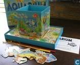 Spellen - Hengelspel - Aquarium
