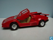 Modelauto's  - Welly - Lamborghini Countach