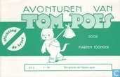 Comic Books - Bumble and Tom Puss - Het geheim der blauwe aarde