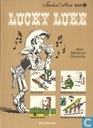 Comic Books - Lucky Luke - Het escorte + Prikkeldraad in de prairie + Calamity Jane + Tortillas voor de Daltons