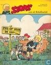 Bandes dessinées - Sjors van de Rebellenclub (tijdschrift) - 1959 nummer  35