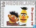 Postage Stamps - Netherlands [NLD] - The 70s - Sesame Street