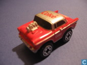 Modellautos - Onbekend - Chevrolet Bel Air Coca-Cola
