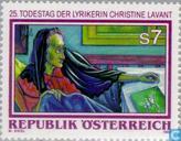 Christine Lavant, 25e sterfjaar