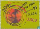 Timbres-poste - France [FRA] - Célébration de l'an 2000