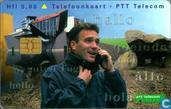 PTT Telecom, district Groningen