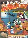 Bandes dessinées - Mickey Maandblad (tijdschrift) - Mickey Maandblad 12