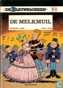 Comic Books - Bluecoats, The - De melkmuil