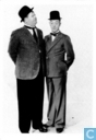 Ansichtkaarten - Green Wood - Laurel & Hardy