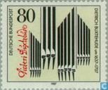 Postage Stamps - Germany, Federal Republic [DEU] - Dietrich Buxtehude
