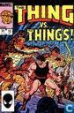 Bandes dessinées - Quatre Fantastiques, Les - The Thing v.s. Things