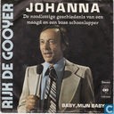 Vinyl records and CDs - Gooyer, Rijk de - Johanna
