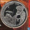 Coins - Belgium - Belgium 500 francs 2000 ''Charlemagne'' (PROOF)