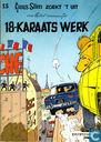Comic Books - Gil Jordan - 18-karaats werk