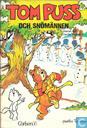 Strips - Bommel en Tom Poes - Tom Puss och snömännen