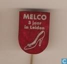 Leiden Melco 5 ans