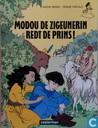 Comic Books - Modou de zigeunerin - Modou de zigeunerin redt de prins!