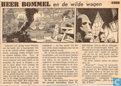 Comic Books - Bumble and Tom Puss - Heer Bommel en de bovenbazen