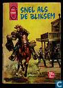 Comic Books - Lasso - Snel als de bliksem