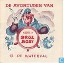 Strips - Kapitein Brul Boei - De waterval