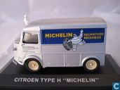 "Voitures miniatures - Altaya - Citroën Type H ""Michelin"""