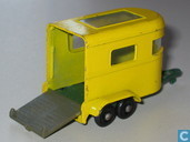 Voitures miniatures - Matchbox - Pony Trailer