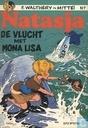 Bandes dessinées - Natacha - De vlucht met Mona Lisa