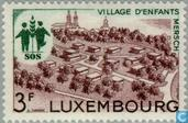 Postage Stamps - Luxembourg - SOS Children's Village