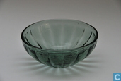 Glass / crystal - Kristalunie - Bambusa Kom 164 mm duochroom